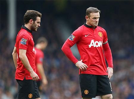 Moyes bắt MU chi tới 37 triệu bảng để mua Mata nhưng vẫn tin Rooney ở vị trí số 10