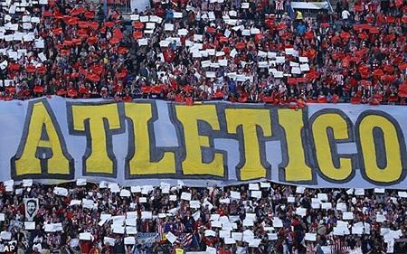 Người hâm mộ Atletico sẵn sàng đón tiếp đối thủ đến từ nước Anh