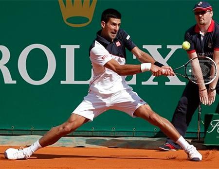 Djokovic đang thể hiện phong độ thi đấu rất ấn tượng