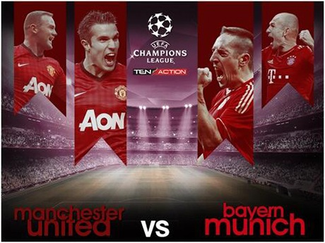 MU và Bayern Munich đang ở hai đầu chiến tuyến