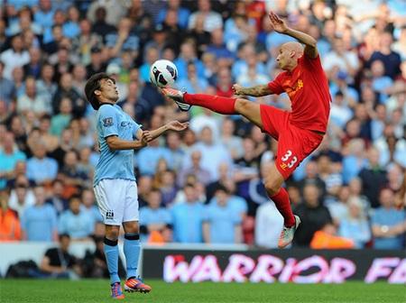 Man City và Liverpool đang là hai ứng viên tiềm năng nhất cho ngôi vô địch