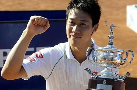 Chiến thắng lịch sử của Nishikori