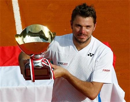 Chiến thắng đầu tiên của Wawrinka tại hệ thống giải Masters 1000