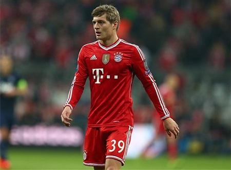Tony Kroos đang muốn rời bỏ Bayern Munich