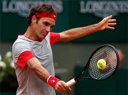 Federer đã lập kỉ lục mới tại các giải Grand Slam