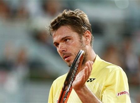 Wawrinka chưa có sự ổn định tương xứng vị thế tay vợt số 3 thế giới