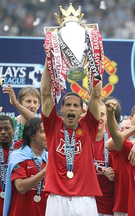 Danh hiệu vô địch Premier League thứ 3 cùng MU