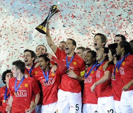 Vô địch World Cup các CLB