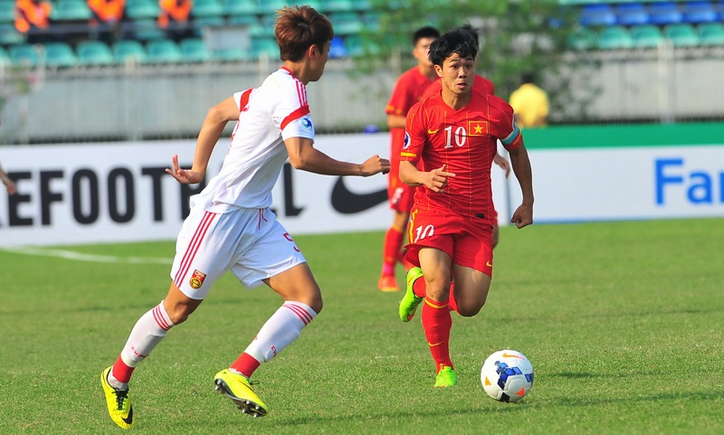 Công Phượng vẫn là tài năng hiếm có của bóng đá Việt Nam