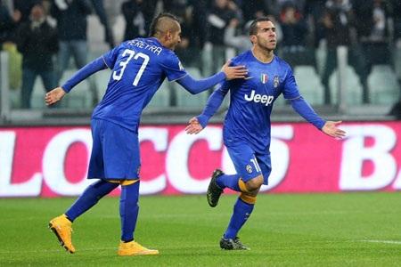 Juventus đại thắng 7-0 trước Parma