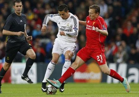 Ronaldo bùng nổ, nhưng các cú sút của anh không thể hạ Mignolet