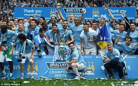 Man City mất hơn 1 triệu bảng cho 1 điểm ở Premier League
