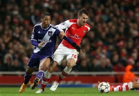 Ramsey đã sa sút phong độ quá nhanh