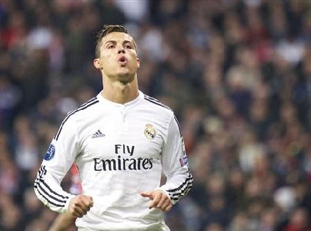 C.Ronaldo đang được đánh giá rất cao