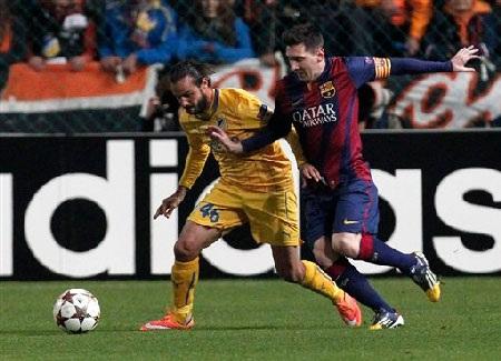 Deco cho rằng Messi chắc chắn sẽ rời Barcelona