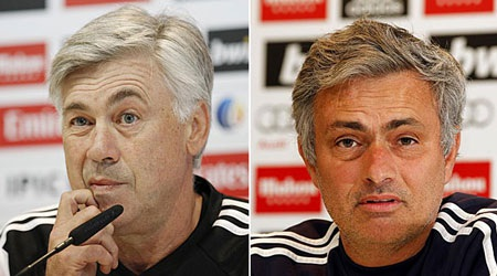 Ancelotti sắp vượt mặt Mourinho