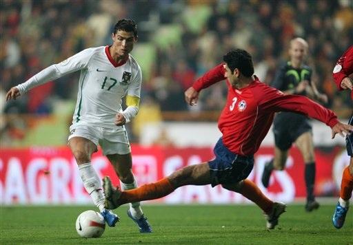 C.Ronaldo ghi bàn duy nhất giúp Bồ Đào Nha hạ Armenia cách đây 3 ngày