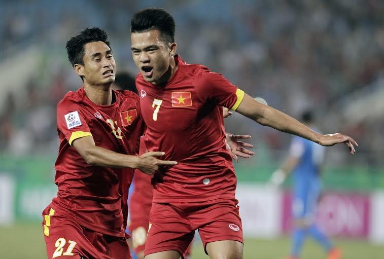 ĐTVN hiên ngang vào bán kết AFF Cup với ngôi đầu bảng - Ảnh: Gia Hưng