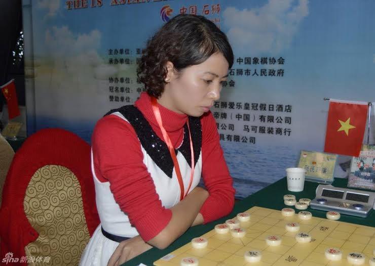 Kỳ thủ Nguyễn Phi Liêm