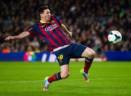 Messi mất dần vị thế tại Barca