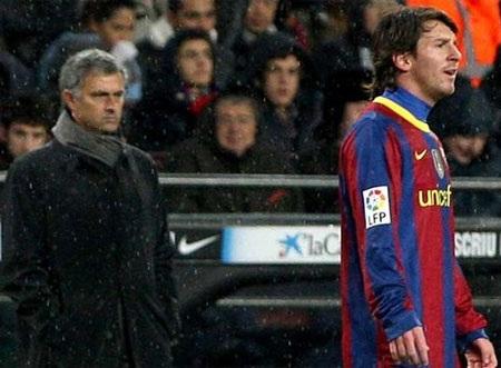 Mourinho phủ nhận Messi sẽ đến Chelsea
