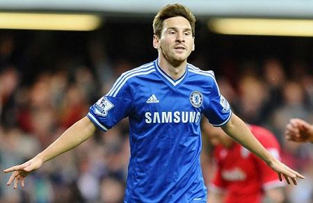 """Messi đang """"đi đêm"""" với Chelsea?"""