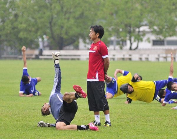 HLV Miura đang đi đúng hướng cùng đội tuyển Việt Nam