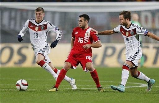 Người Đức vẫn duy trì được sức mạnh sau chức vô địch World Cup 2014