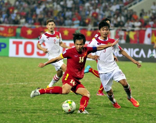 Tấn Tài gặp khó khăn trong việc tìm vị trí chính thức ở tuyển Việt Nam
