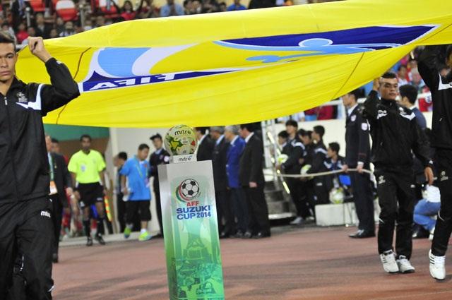 Vòng bảng AFF Cup 2016 sẽ diễn ra tại Myanmar và Philippines