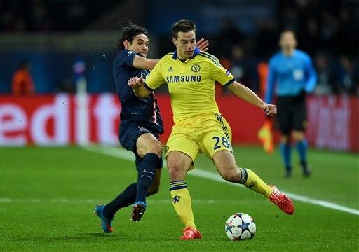 Chelsea vẫn có những nỗi lo trước cuộc tái đấu với PSG