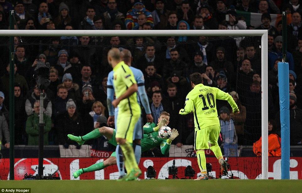 Barca xuất sắc hạ Man City 2-1 tại Etihad