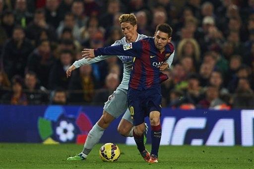 Người hâm mộ chờ đợi vào sự tỏa sáng của Torres và Messi