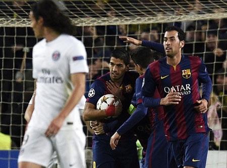 Nhưng Barca đang có hàng công đầy đẳng cấp