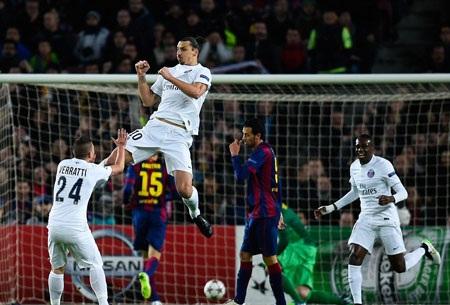 Lionel Messi đã có 75 bàn thắng tại Champions League