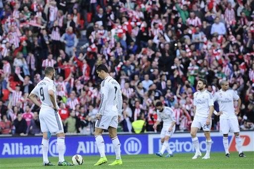 Real Madrid đang hụt hơi trong cuộc đua vô địch La Liga?