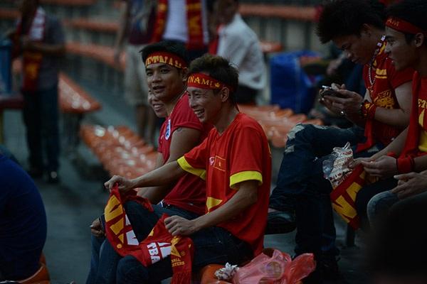 Niềm vui của CĐV trong mỗi trận đấu của U23 Việt Nam