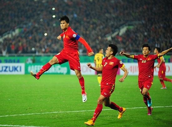 Công Vinh đã có một kỳ AFF Cup 2014 thành công