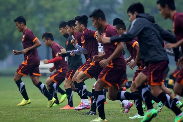 Đội tuyển Việt Nam chưa thể chủ quan trước Malaysia - Ảnh: Gia Hưng