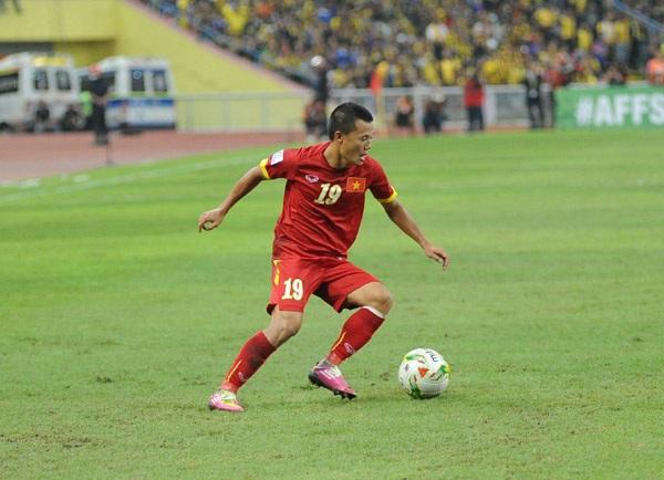 Thành Lương lọt vào đội hình tiêu biểu AFF Cup 2014