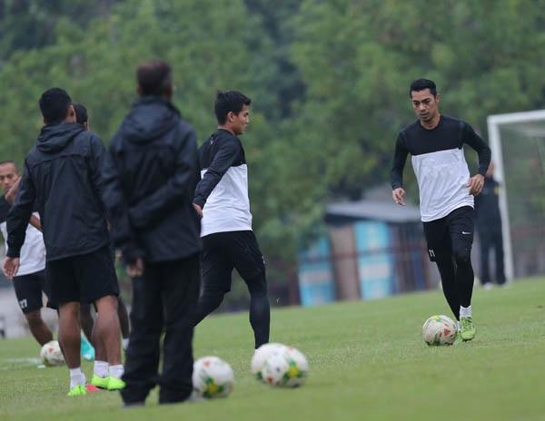 Đội tuyển Malaysia thi đấu ở Mỹ Đình với tâm lý lo lắng