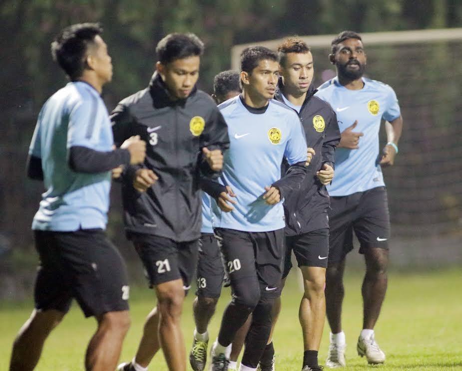Malaysia cảm giác lo lắng trước trận đấu ở Mỹ Đình - Ảnh: Gia Hưng