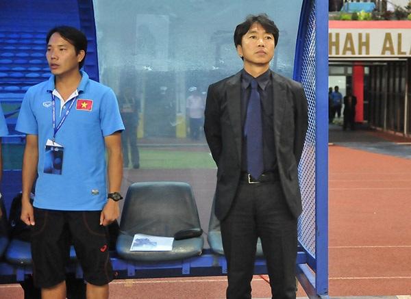 HLV Miura dẫn dắt U23 Việt Nam ở vòng loại U23 châu Á
