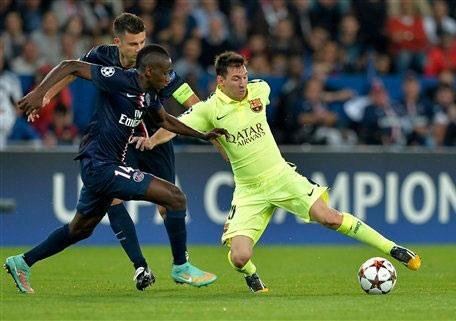 Messi muốn nâng cao thành tích ghi bàn ở trận gặp PSG