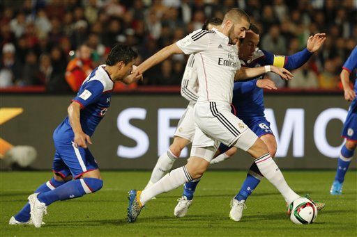 Real Madrid đang có lực lượng vượt trội so với các đối thủ ở giải lần này
