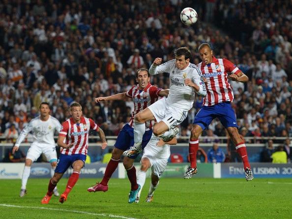 Real Madrid đã bại trận trước Atletico tại Bernabeu ở La Liga năm nay