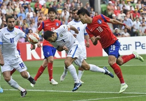 Uzbekistan đã phung phí cơ hội để chiến thắng ở 90 phút chính thức