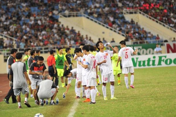 Các cầu thủ U19 Việt Nam cần cải thiện nhiều hơn về năng lực