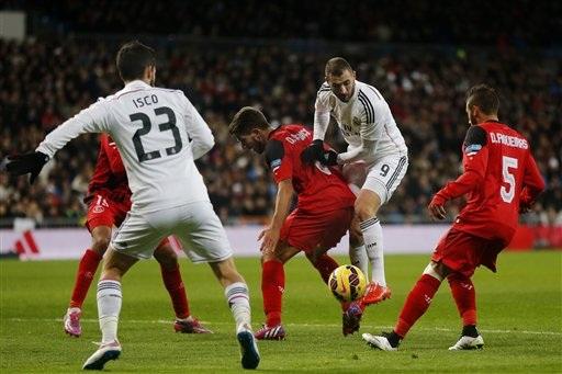 Trận đấu với Sevilla tại Sanchez Pizjuan là khó khăn nhất với Real Madrid