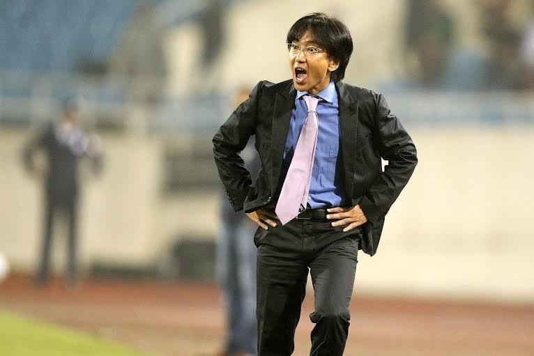 HLV Miura đang chịu nhiều áp lực - Ảnh: Gia Hưng